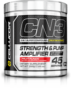 CN3 Strength and Pump Amplifier Powder